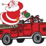 2020 NFD Annual Santa Parade is ON!!