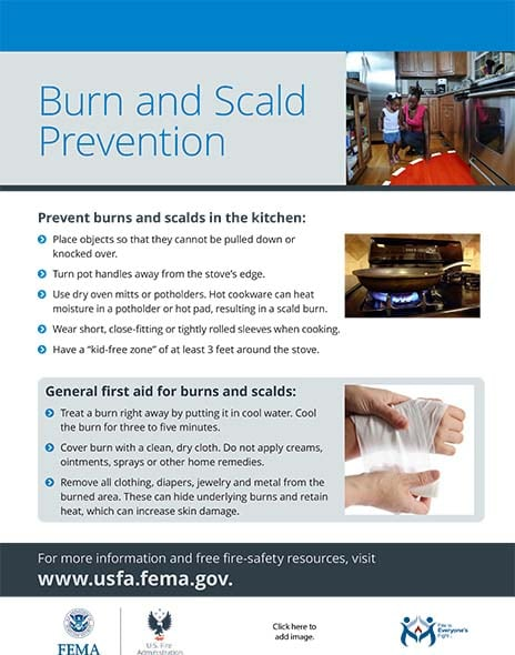 Burn and Scald Prevention