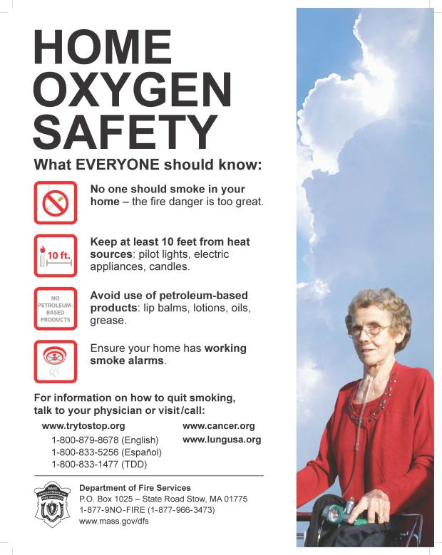 Home Oxygen Safety