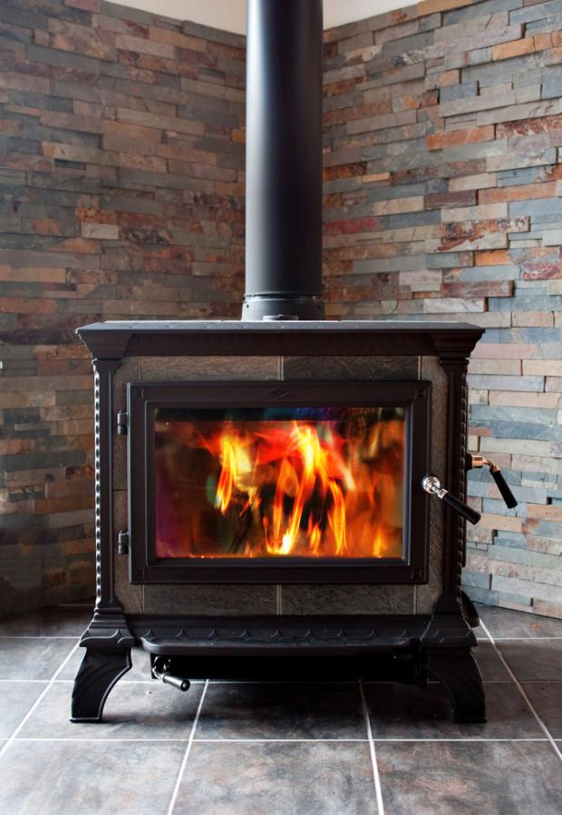 Chimney and wood stove safety