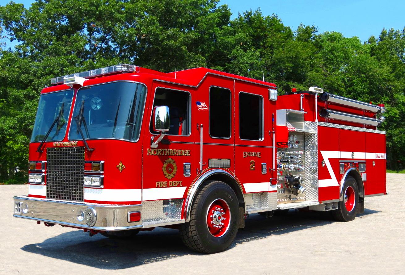 Northbridge Fire Dept - Engine 2