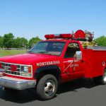 Northbridge Fire Dept - Engine 5