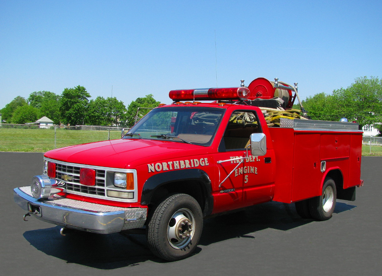 Northbridge Fire Dept - Engine 5