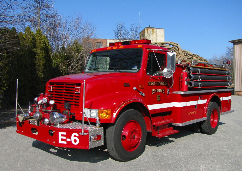Northbridge Fire Dept - Engine 6