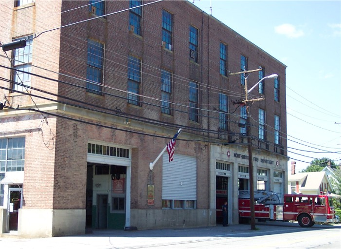 Northbridge Fire Dept - Station 1 HQ