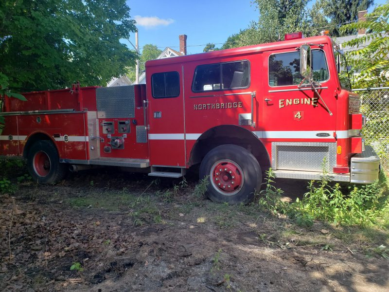 Read more about the article Final farewell to Engine 4