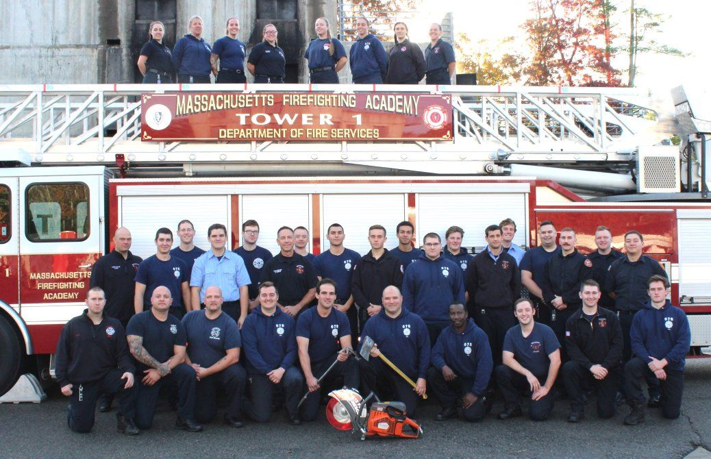 Read more about the article Congratulations to Firefighter Scott Gobar