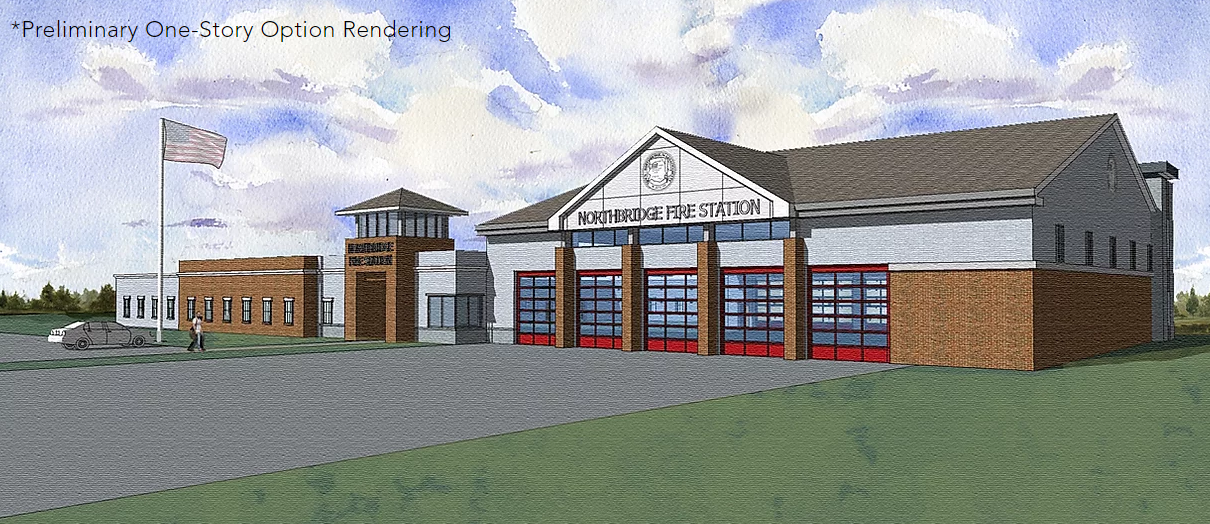 NORTHBRIDGE FIRE STATION BUILDING PROJECT INFORMATION