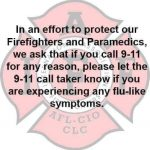 Help Protect our Firefighters and Paramedics